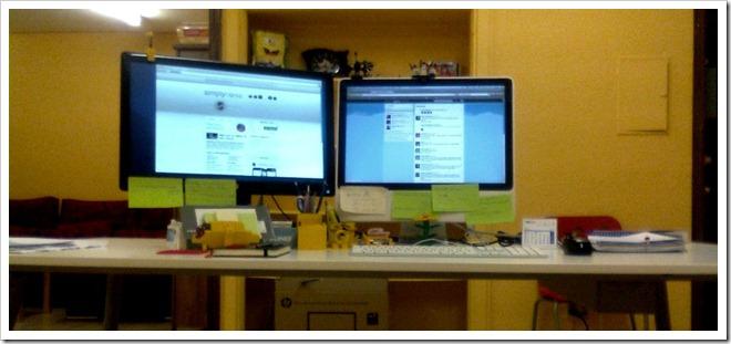 Mi oficina privada